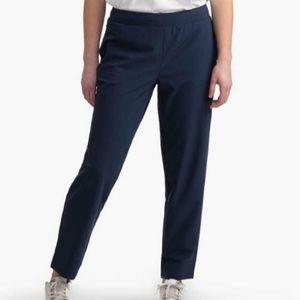 Lole Edeline Tapered Leg Pants - Navy